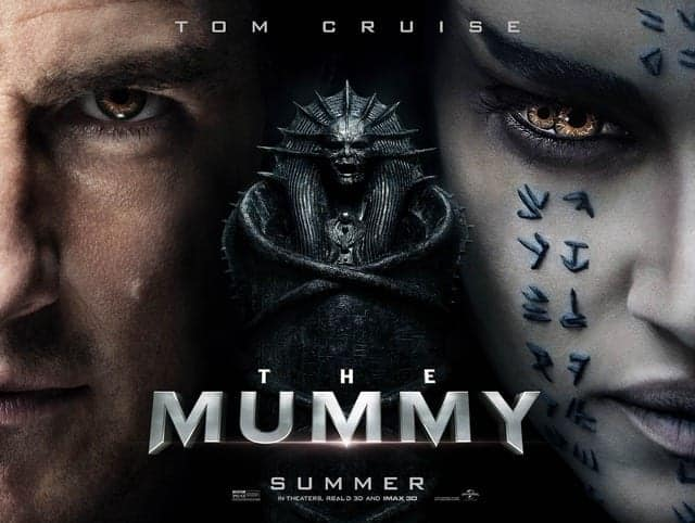 Download The Mummy 2017 || Dual Audio Movie Watch Now