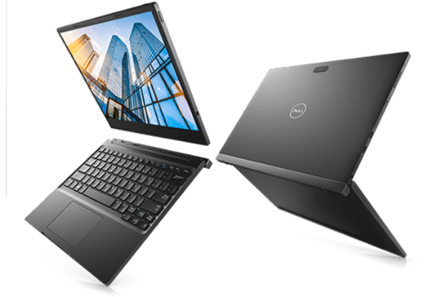 Dell Latitude 7285 is the First Hybrid Laptop with Wireless Charging