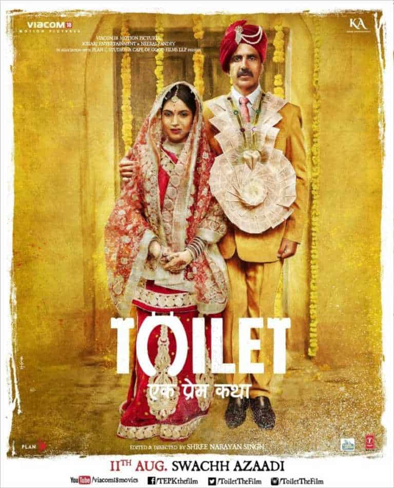 Toilet Ek Prem Katha: Full movie leaked | Watch & Download