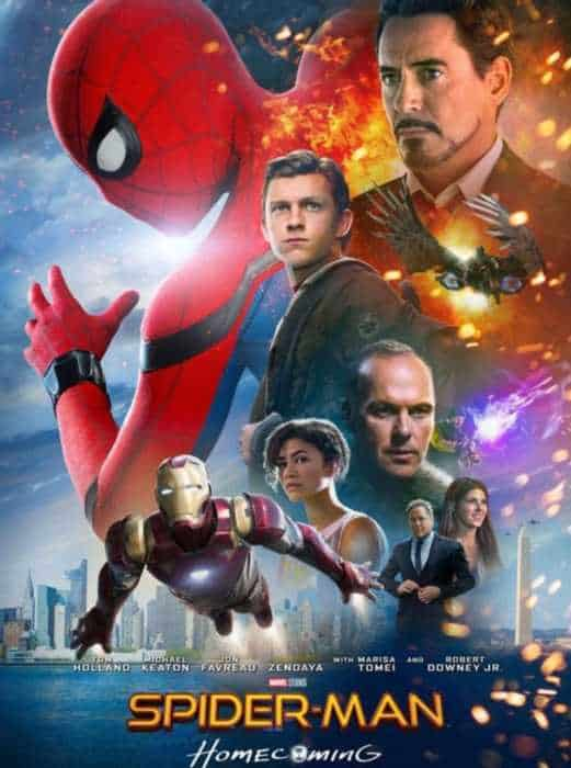download spiderman homecoming