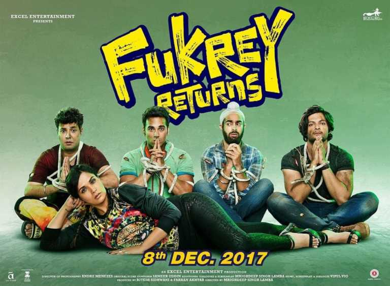 Fukrey Returns: The Fukrey's are in trouble again Watch now