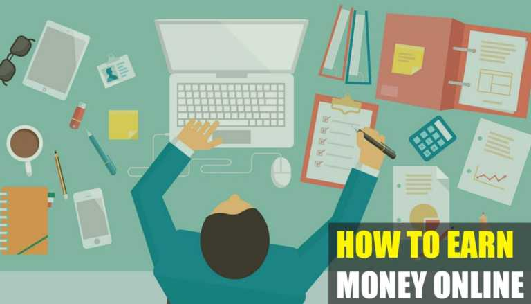 13 Ultimate Ways to Earn Money Online! Make Large Amount income