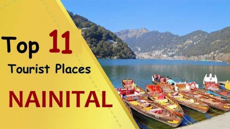 Don't Miss Out on these 11 Places on your Visit to Nainital Road Trip
