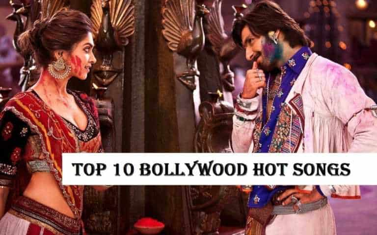 Latest Top 10 Bollywood Hot and Sensational Songs!