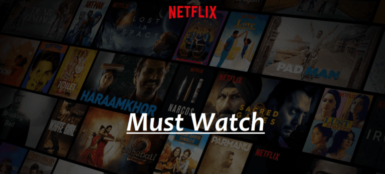 10 Must watch series on Netflix: don't miss out! Watch Now