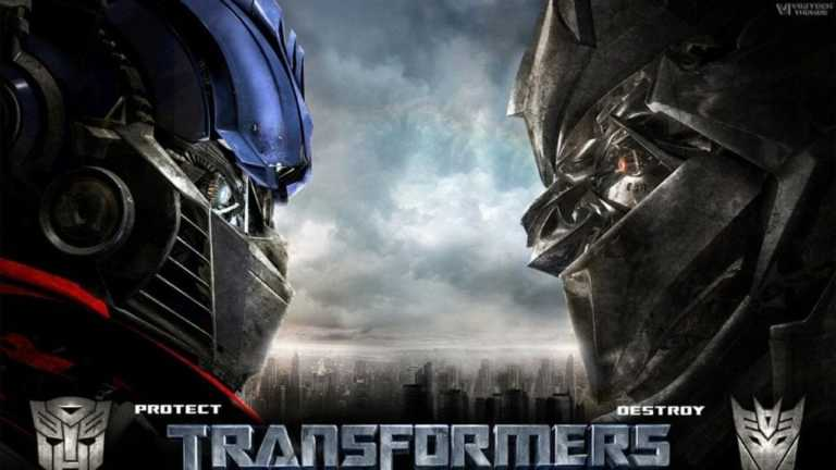 Download Transformer (2007) Review & Watch in Dual Audio