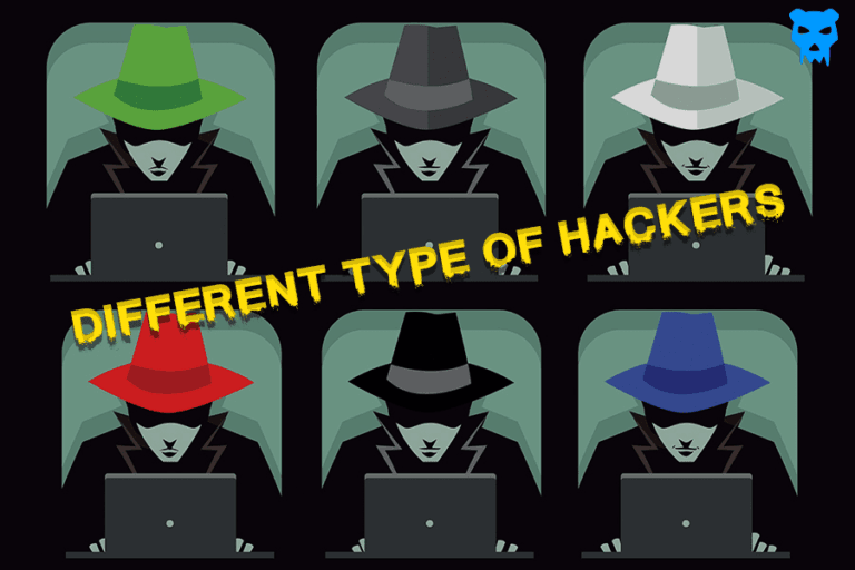 7 Types of Hackers you will be Shocked to Know!!