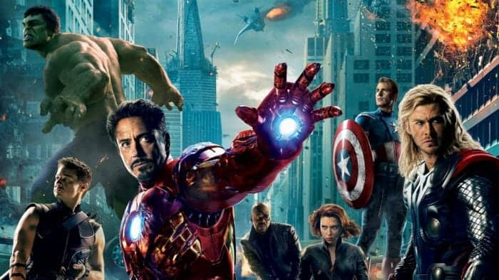 download avengers movie