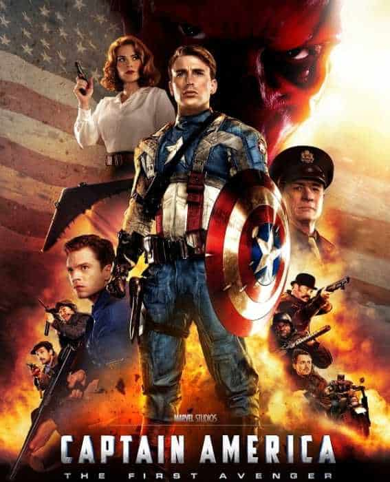 Download Captain America The First Avenger