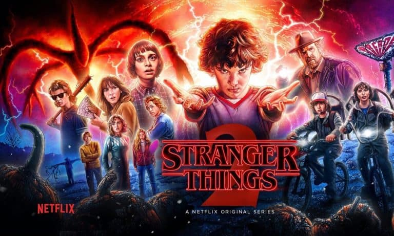 Read Review & Download Stranger Things Season 1 now in HD