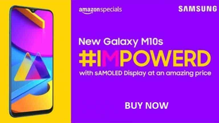 Samsung Galaxy M10s | Key Features, Technology, Pricing, Performance