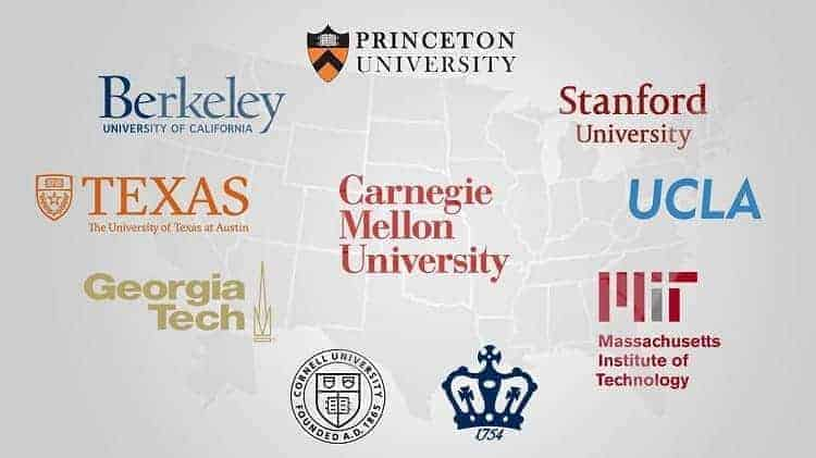 Top universities in the USA || Everyone Wish To Go